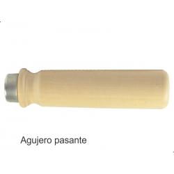 MANGO BIFERA MADERA 16 CM LARGO