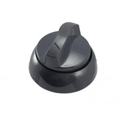 ORBIS - VOLCAN GRIS 6mm. CORTE ABAJO